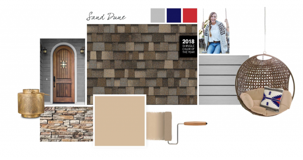 Sand Dune Designs Shingles - S and S