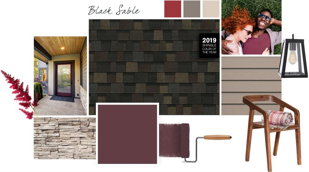 Black Sable Designs Alaea Shingles - S and S