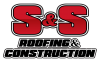 S & S Roofing & Construction Logo